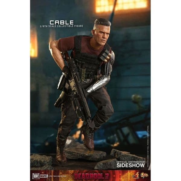 *PRE ORDER* Hot Toys 1:6 Cable - Deadpool 2 Movie Master Piece Series